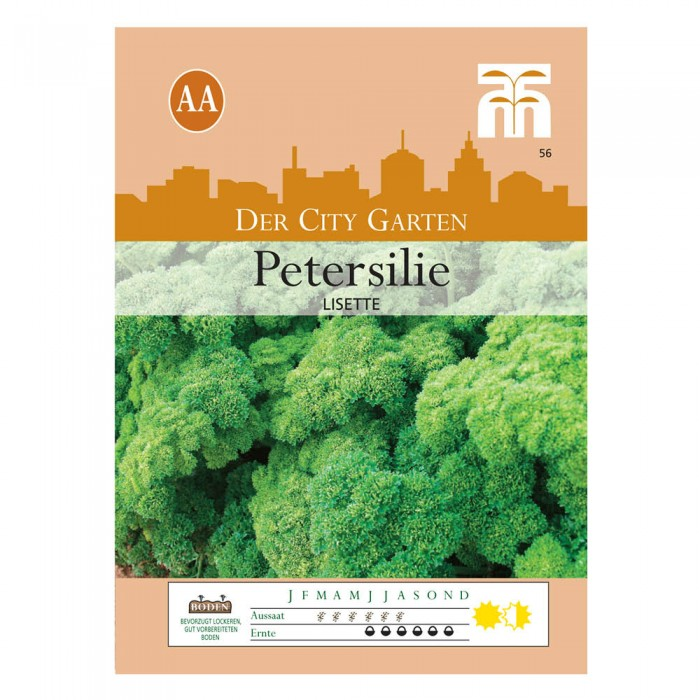 Petersilie 'Lisette'