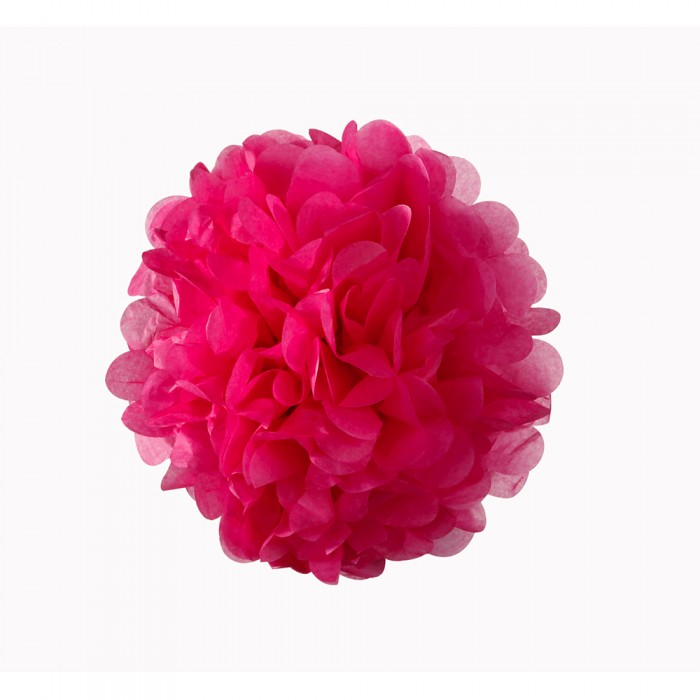PomPoms Pink-MIx - 3er-Set