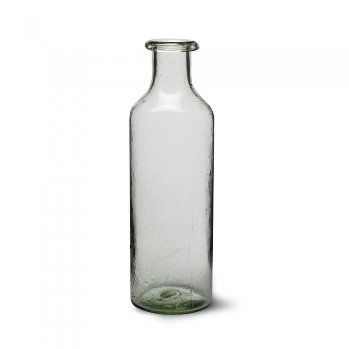 Recycling-Glasflasche - groß