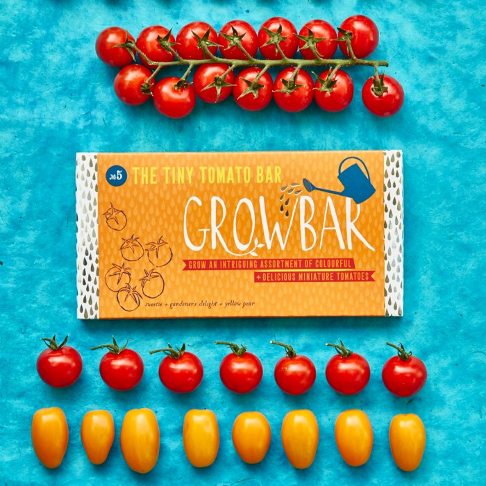 The Tiny Tomato Bar von Growbar