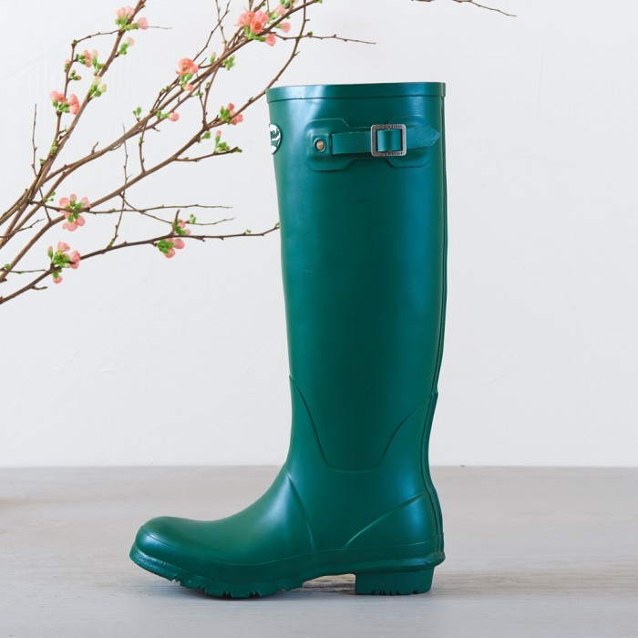 Rockfish Original Boots, hoch, Racing green matt