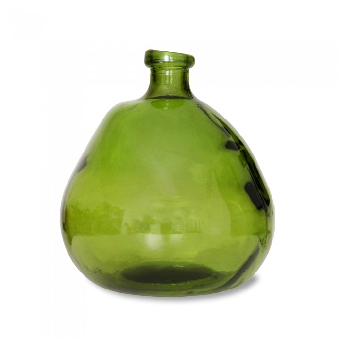 Wells Bubble Vase - Grün