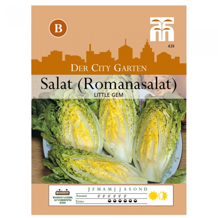 Romanasalat 'Little Gem'