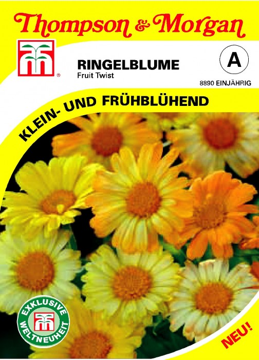 Ringelblume (Calendula officinalis) 'Fruit Twist'