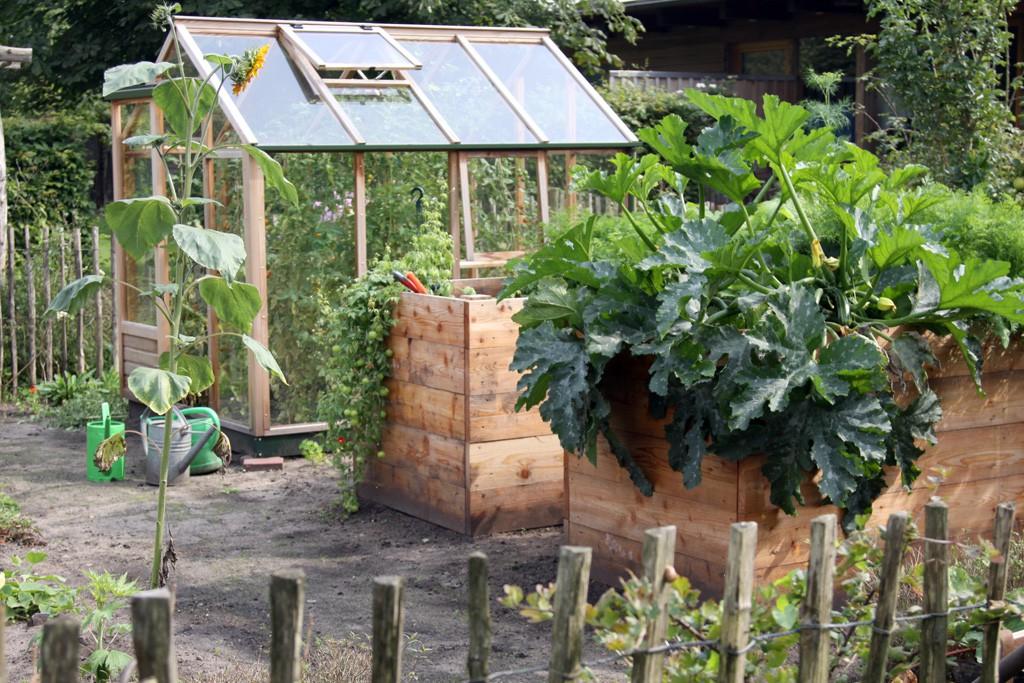 Hochbeet Erntegluck Auf Hohem Niveau Gartenzauber