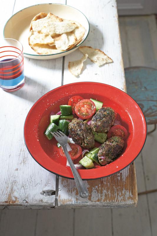 Fragrant beef kefta-003770