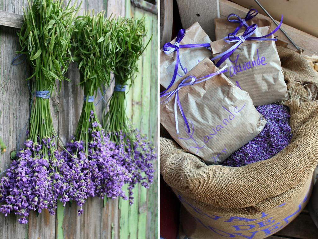 Lavendel Deko 1