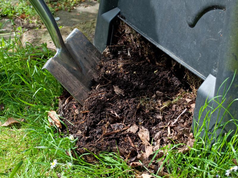 Kompost Perfekte Nahrung Fur Den Boden Gartenzauber