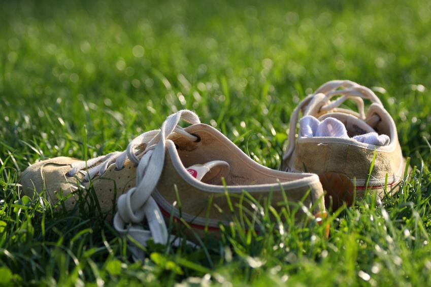 """""""Cool down"""" nach der Gartenarbeit entspannt. Tief durchatmen, die Seele baumeln lassen und sich aufs Abendessen freuen..."""
