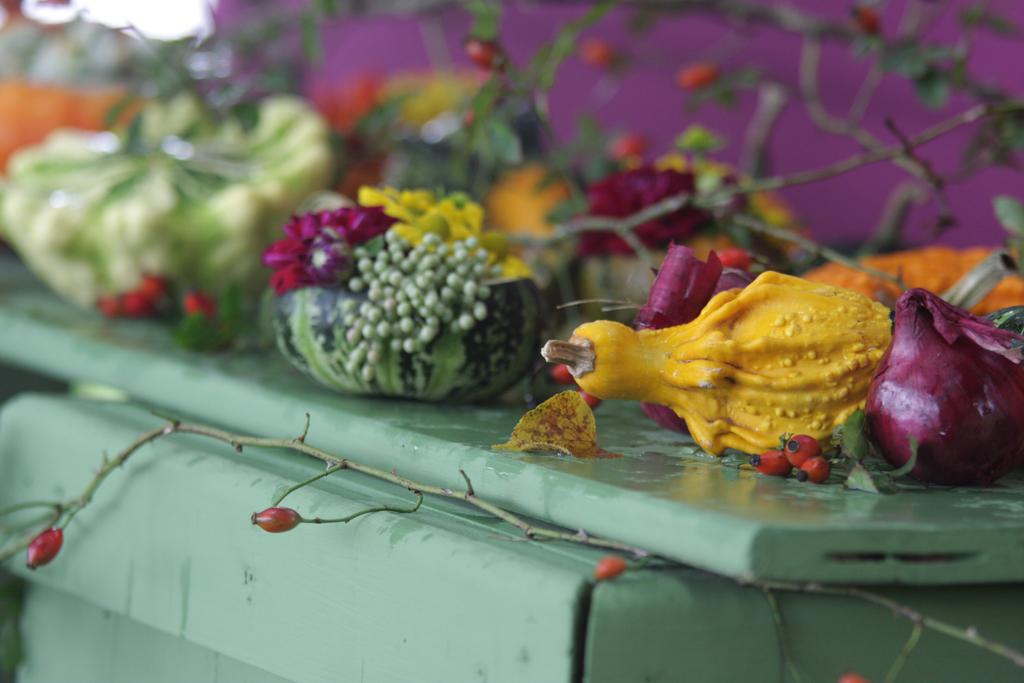 Herbst-Sprüche und Gedichte - Gartenzauber