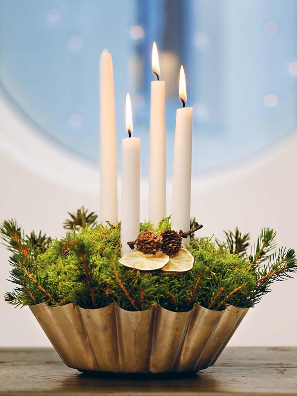 zauberhafte weihnachtsdeko gartenzauber. Black Bedroom Furniture Sets. Home Design Ideas