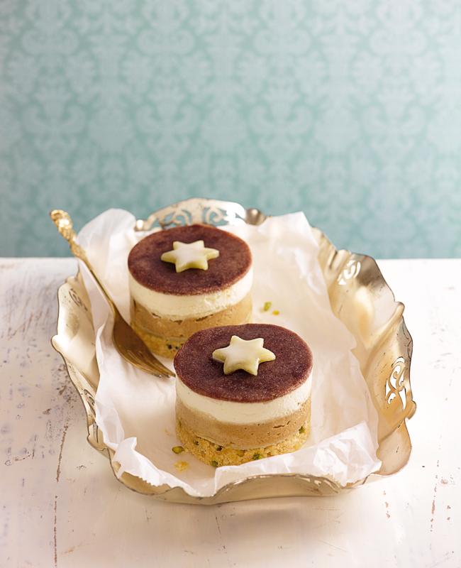 Mini Cake Desserts