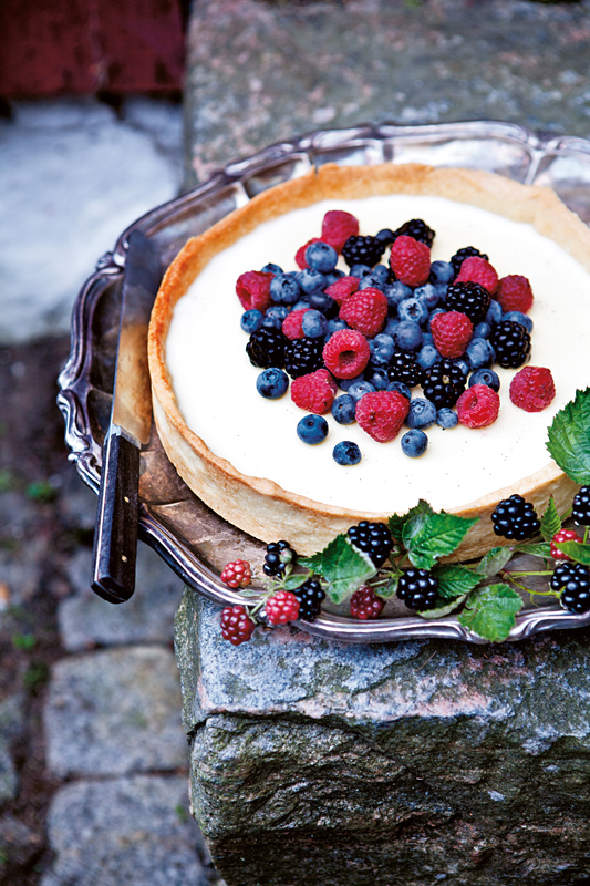 Sommerkuchen Gartenzauber