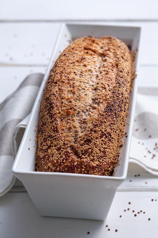 Quinoa-Brot