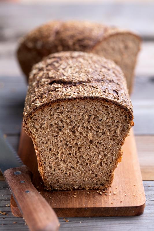 Roggen-Brot