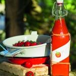 Scharfer Tomatenketchup