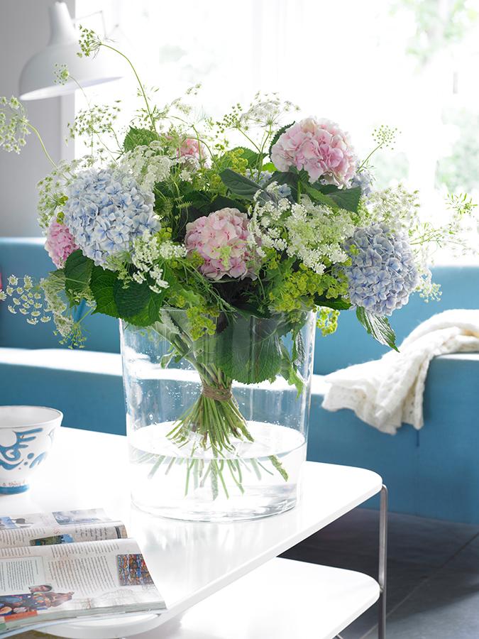 Kleine Stielkunde - Stylingtipps für Blumensträuße - Gartenzauber